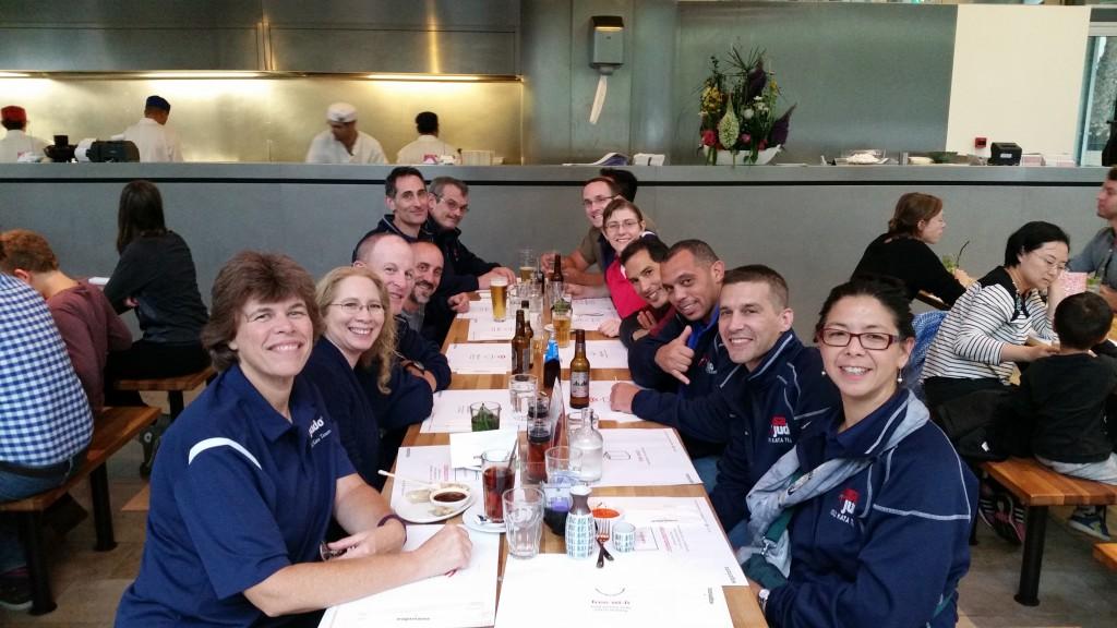 Kata Team Dinner