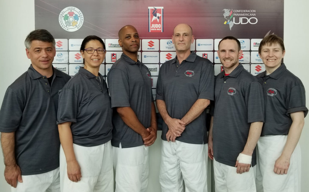 Shufu's International Kata Team Members Heading for the World Championships in Cancun, Mexico