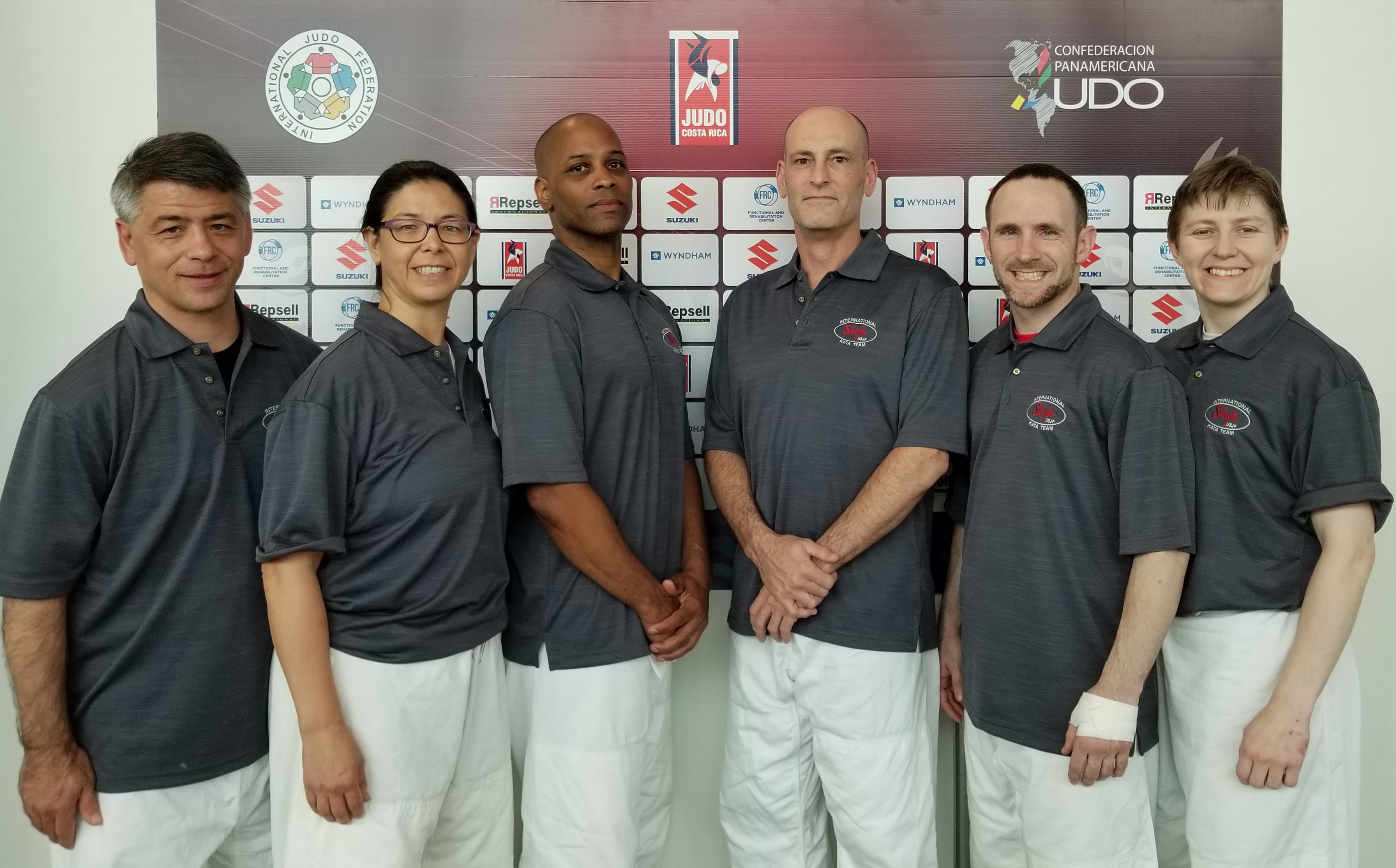 WOW !!  Shufu International Kata Team Brings Home the Golds.  And Silver.  And Bronze !!!