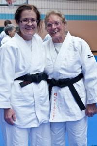 Karen and Peggy Whilden