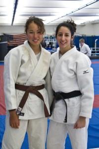 Ariana Kwoh and Christine Levine