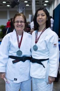 Karen Whilden and Diane Jackson