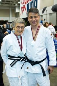 Karl Tamai and Fran Vall