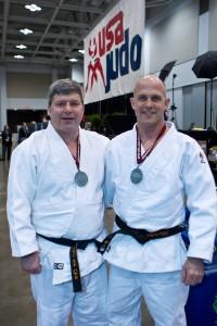 Kevin Hobbs and Bill Brownlowe