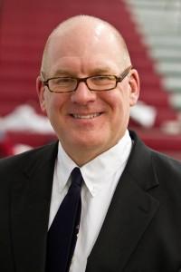 Chief Referee Roy Englert