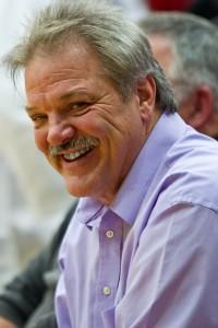Tournament Director Barry Snader
