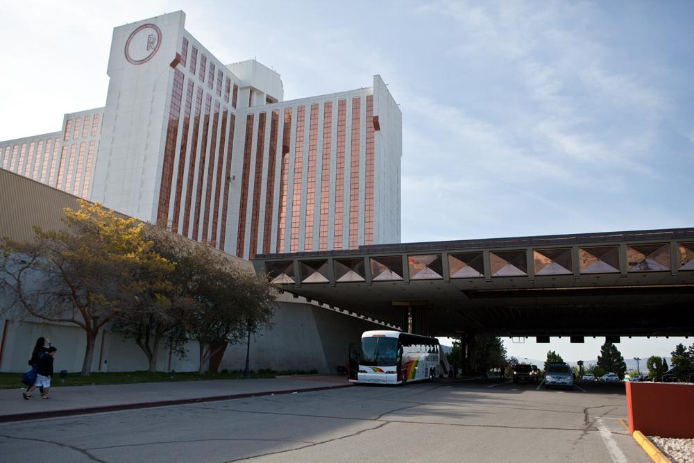 The Sierra Grande Hotel, site of the 2014 Senior National Judo Championships