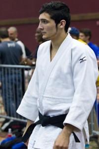 William Inserra of Sport Judo and San Jose University Judo Team