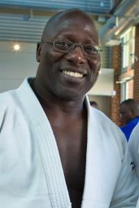 2004 Judo Olympian Rhadi Ferguson. Ph.D.