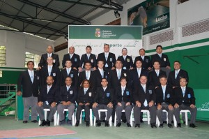 Examinees for IJF-A and IJF-B Referee Certification