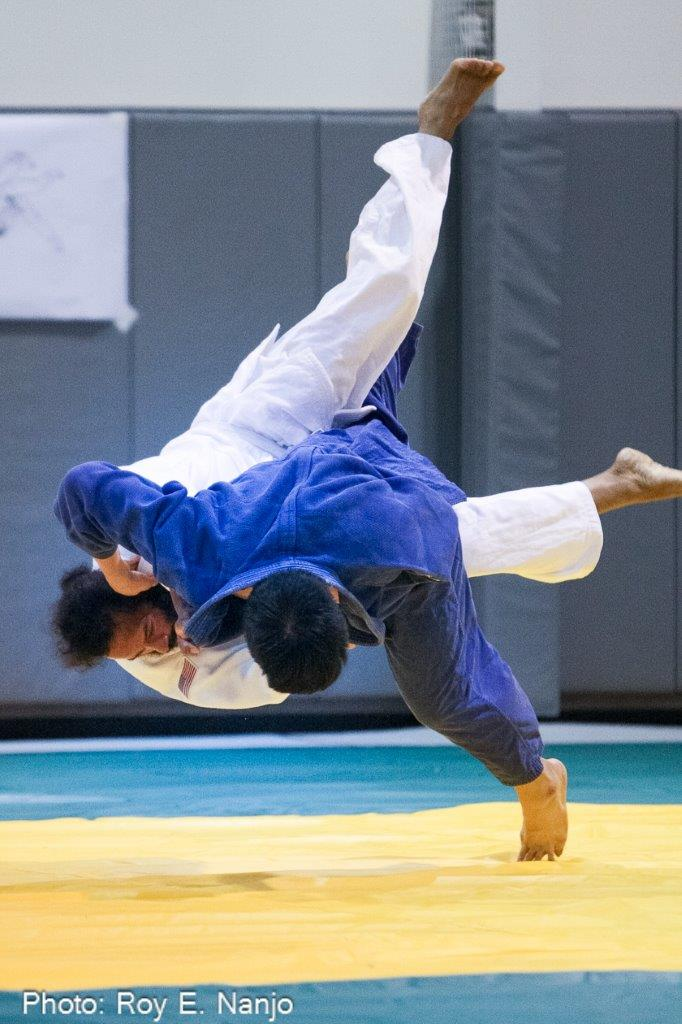 Action at the 2014 Eastern Open