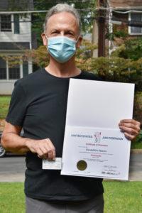 USJF Certifies Four New Rokudans in Shufu