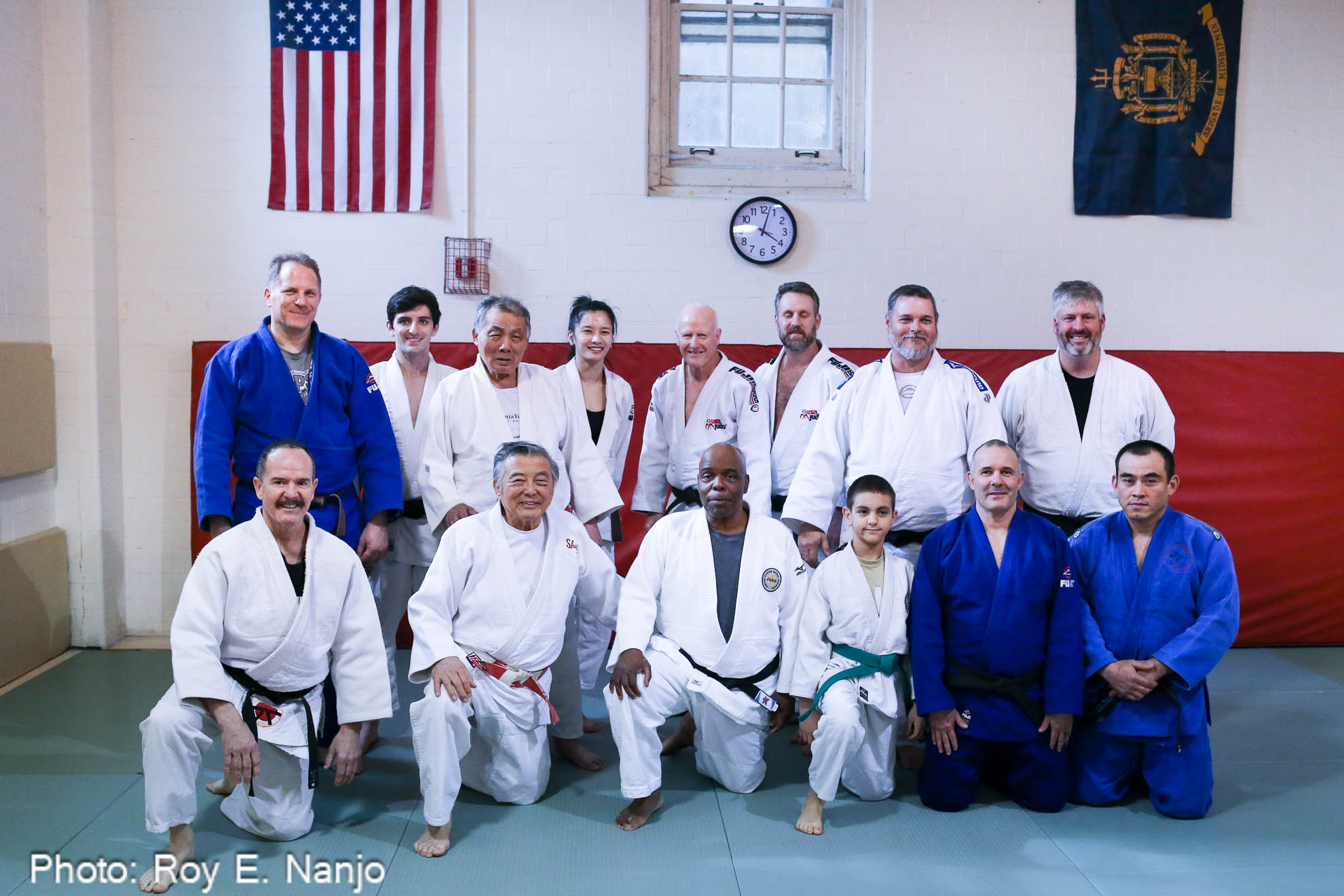 Roy Nanjo's Photos from the USNA Dick Hugh Competitor