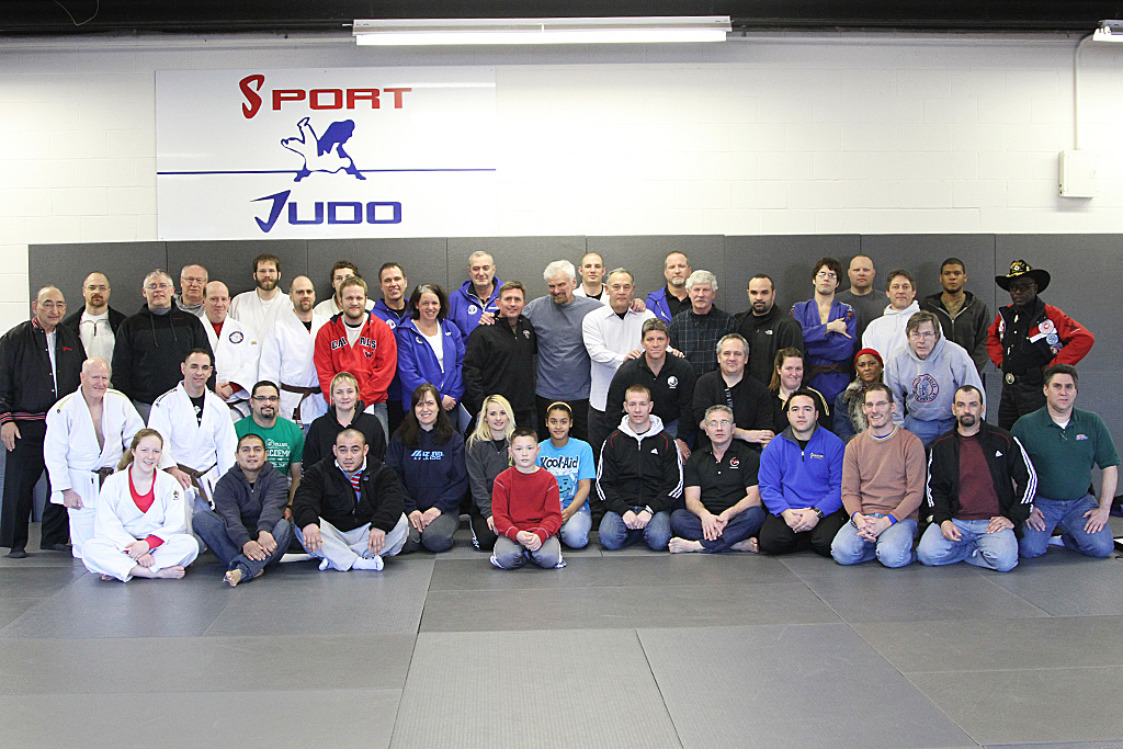 2013 Coaches Certification Clinic Led by 2-Time Olympian Pat Burris