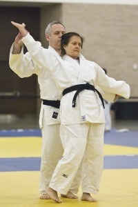 Terence McPartland and Karen Whilden