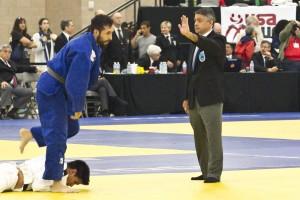 Karl Tamai, IJF-A Referee
