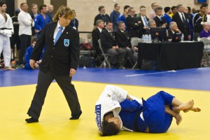 Sharon Landstreet, IJF-A Referee