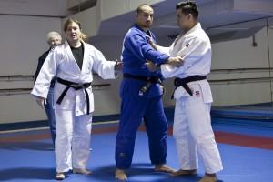 Steve Matias and Edwin Vallejo