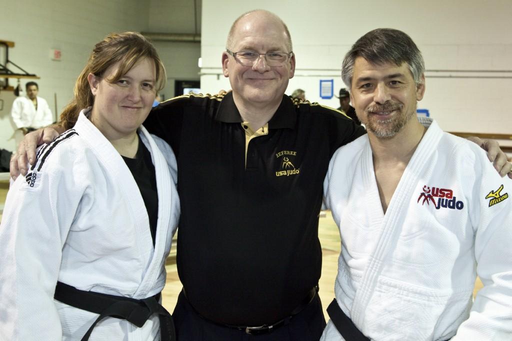 Sharon Landstreet, Roy Englert, Karl Tamai