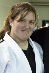 Sharon Landstreet Selected for IJF World Tour Events, Referees World Championships