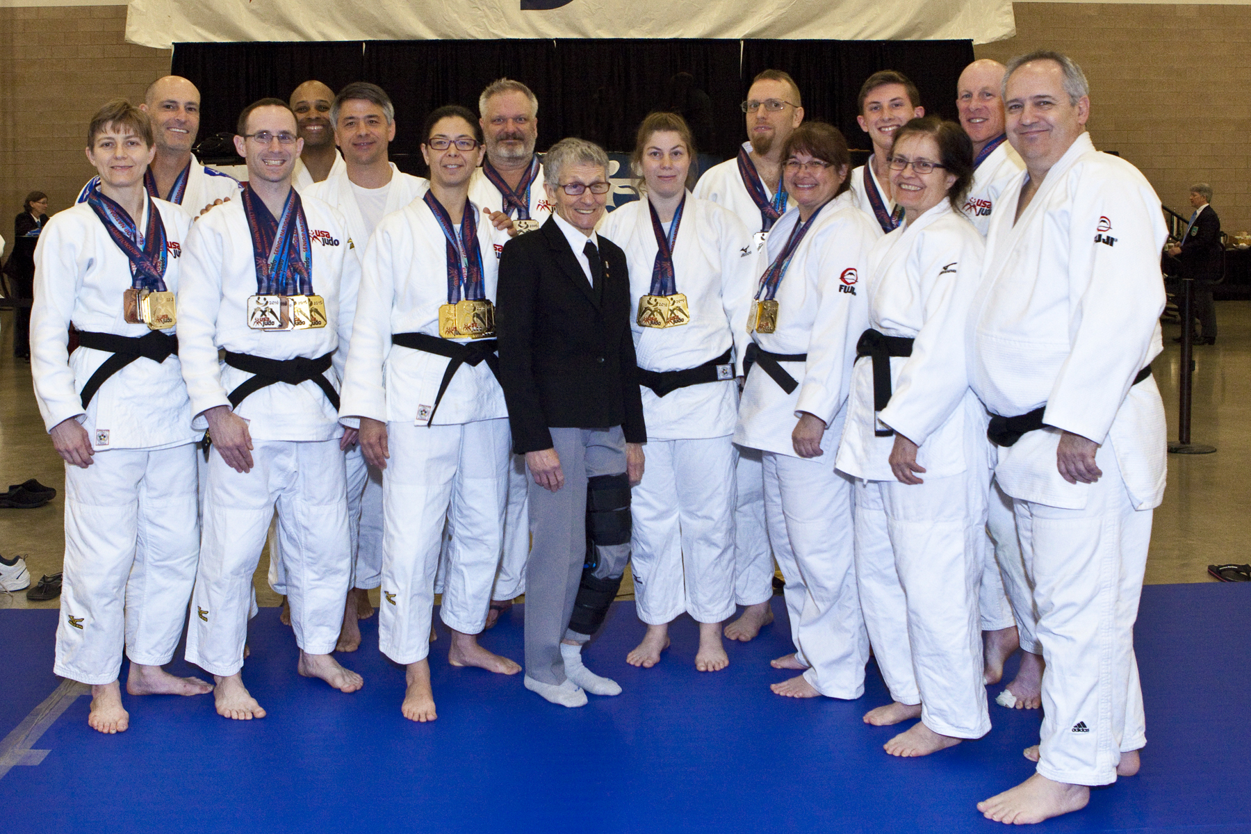 The 2016 Shufu Kata Team