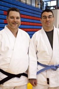 Greg Gobel and Ken Archbold