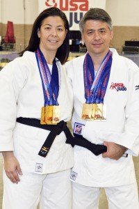 Diane Tamai Jackson and Karl Tamai