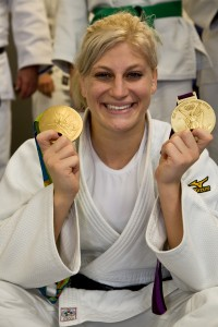 Double Olympic Gold Medalist Kayla Harrison