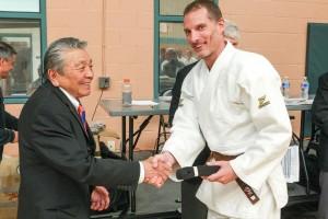 David Bare, Washington Judo