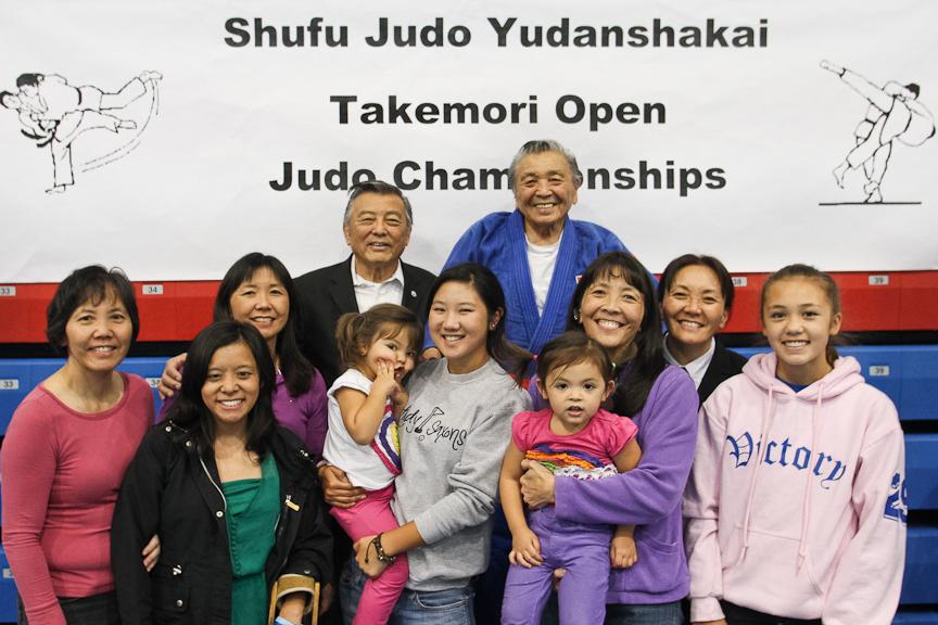 The 2012 Takemori Open Championships