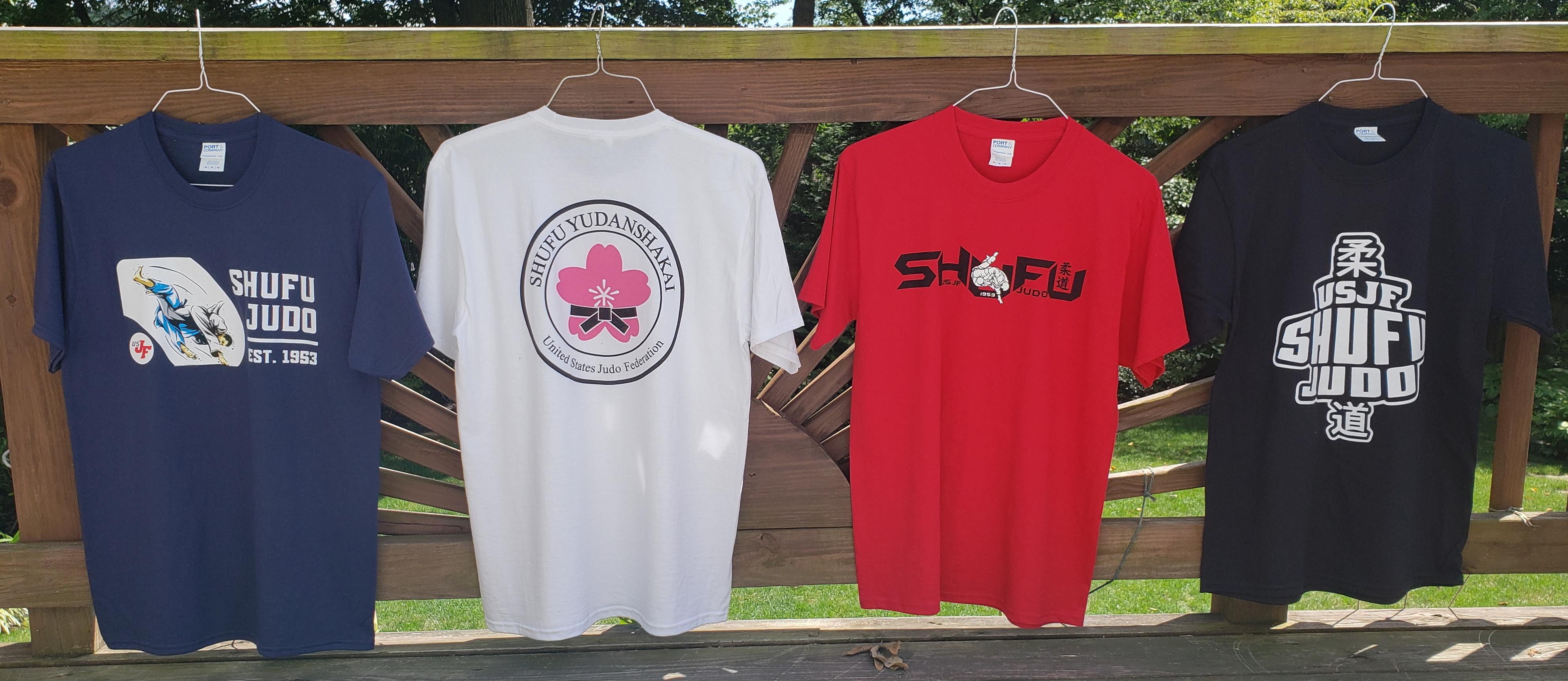 Shufu T-Shirt Giveaway to USJF Shufu Members!